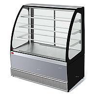 Витрина холодильная Марихолодмаш Veneto VS-1,3 нерж.