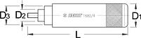 Приспособление для установки якоря - 1682/4 UNIOR, фото 2