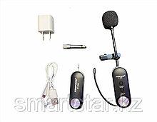 Беспроводной петличный микрофон универсальный SHUPERD M 3NK