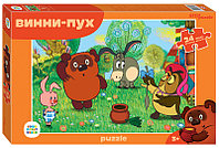 """Мозаика """"puzzle"""" maxi 24 """"Винни Пух (new)"""" (С/м)"""