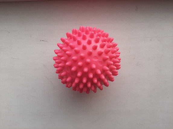 Мячик-массажер 9 см. (твердый), фото 2