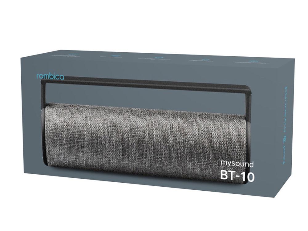 Портативная акустика Rombica mysound BT-10 - фото 5