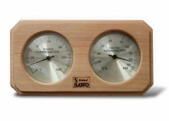 Термогигрометр Sawo 221 – THD