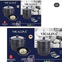 Каменные мантоварки Vicalina 28 cм, фото 1