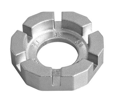 Ключ спицевый строенный - 1631/2 UNIOR