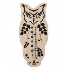"""Термометр """"Сова"""" 16,6*7,5 см"""