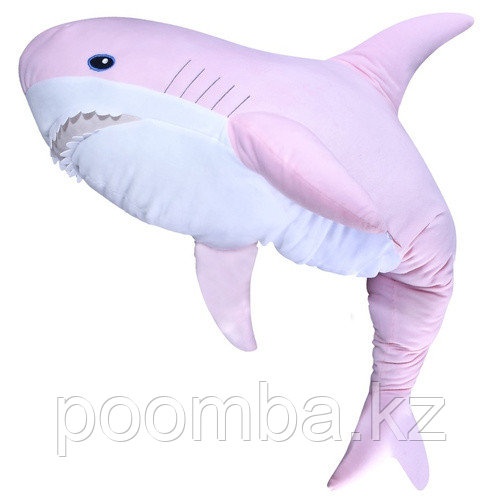 Мягкая игрушка Fancy  Акула розовая, 49 см