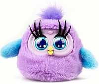 Интерактивная игрушка Tiny Furries Fluffy Birds: птичка Chili