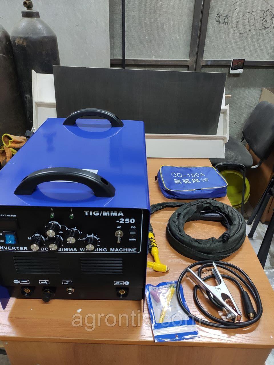 Инвертор для  аргонно-дуговой сварки  Shrilo WSE 250 AC \ DC