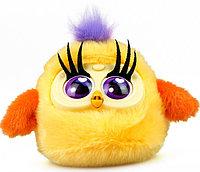 Интерактивная игрушка Tiny Furries Fluffy Birds: птичка Chloe
