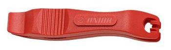 Набор из двух монтажных лопаток красного цвета - 1657RED UNIOR