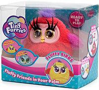 Интерактивная игрушка Tiny Furries Fluffy Birds: птичка Frutty