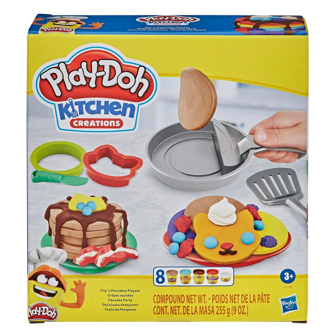 Hasbro Play-Doh Игровой набор дя лепки Плей До Блинчики