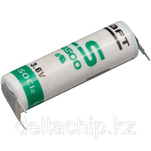 BatLS14500 3PF RP SAFT литиевая батарея