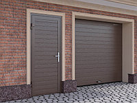 Дверь гаражная