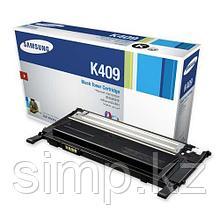 Картридж Samsung CLT-K409S Чёрный