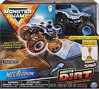 """Игровой набор машинка Монстр Трак """"Грязевые приключения"""" Monster Jam, фото 1"""