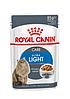 Royal Canin Ultra Light в соусе, влажный корм для кошек склонных к полноте
