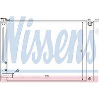 NISSENS Радиатор, охлаждение двигателя Lexus RX330 2003 (AT) 64660, фото 1