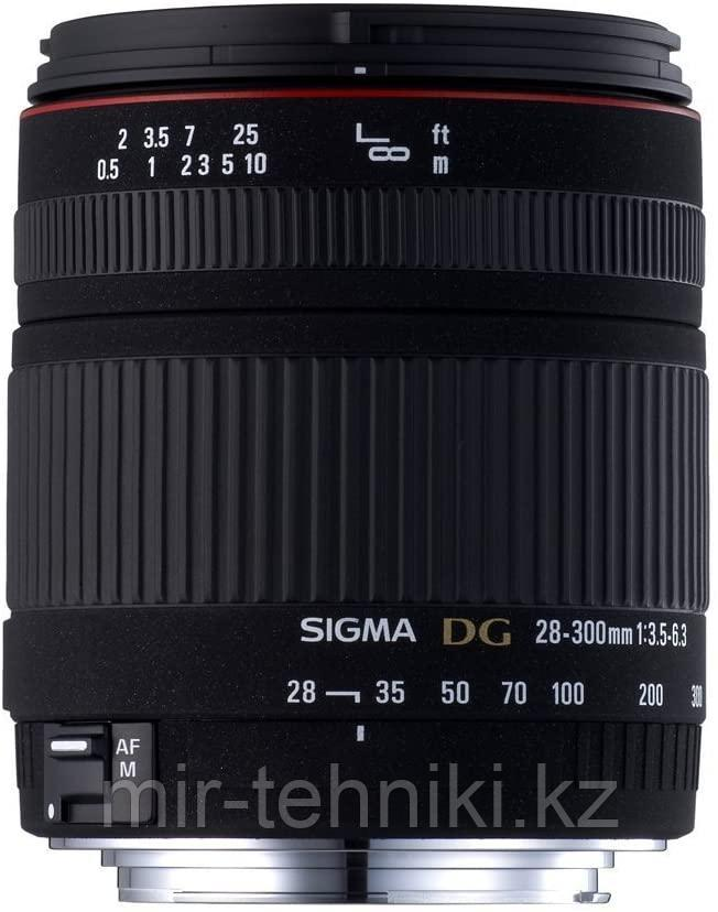 Объектив Sigma 28-300mm F3.5-6.3 DG MACRO for Nikon