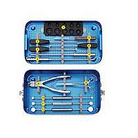 Meditech Набор хирургических инструментов с титановой сеткой