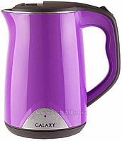 Чайник электрический Galaxy GL 0301 (фиолетовый)