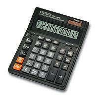 Калькулятор бухгалтерский CITIZEN SDC-444S, 12 разрядов