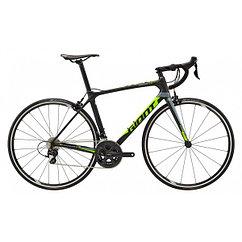 Карбоновый шоссейный велосипед Giant TCR ADVANCED 2 (2018)