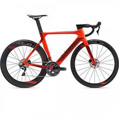Шоссейный велосипед Giant Propel Advanced Disc (2018)