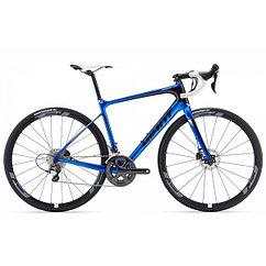 Шоссейный велосипед Giant Defy Advanced Pro 2 (2016)