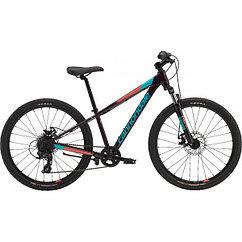 Подростковый велосипед для девочек Cannondale Trail 24 Girl's Galaxy (2019)