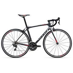 Карбоновый шоссейный велосипед Giant TCR ADVANCED 2 (2019)