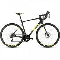 Шоссейный велосипед Cube Attain GTC Race (2020)