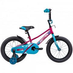 "Детский велосипед Novatrack Valiant 16"" (2021)"