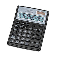 Калькулятор бухгалтерский CITIZEN SDC-395N, 16 разрядов
