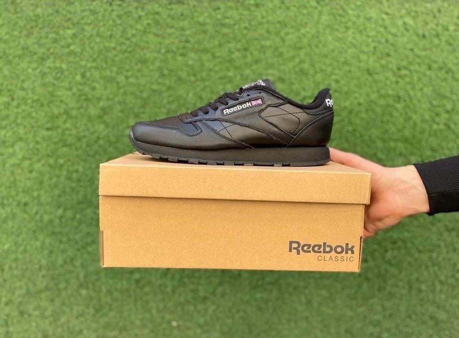 Кроссовки Reebok Classic Leather - фото 1