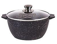 Каcтрюля Мечта Granit Black 6 литров