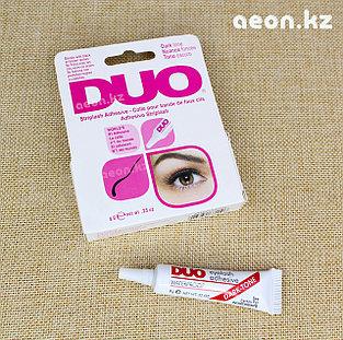 Клей для накладных ресниц DUO, черный, 9 г