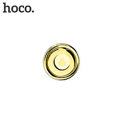 Кольцо держатель для телефона Hoco Ph11 Poker Wreath Holder Gold