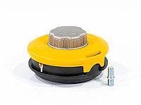 Катушка триммерная полуавтоматическая, легкая заправка лески, гайка M10x1.25, винт M10-M10, алюминиевая кнопка