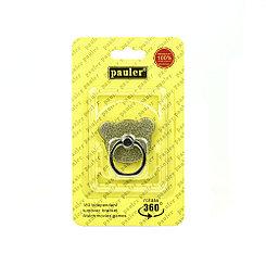 Кольцо держатель для телефона Pauler Bear Stand Gold