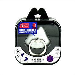 Кольцо держатель для телефона Remax Ring Holder Silver