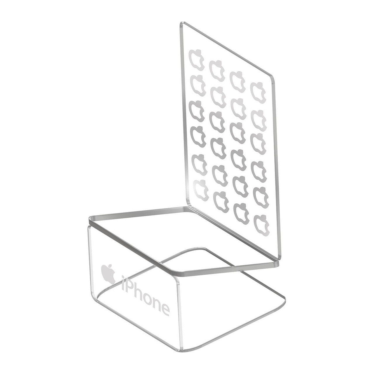 Подставка для телефона iPhone White