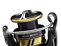 Катушка Daiwa 2018 Legalis LT (555203=3000CXH-OT складная ручка + дополнительная шпуля)
