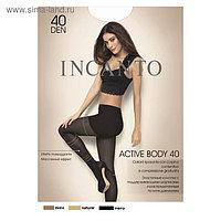 Колготки женские INCANTO Active Body 40 цвет загар (daino), р-р 5