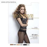 Колготки женские INNAMORE Sensi 40 ден, цвет чёрный (nero), размер 3
