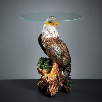 """Подставка - стол """"Орел"""" большой, цветной 63см"""