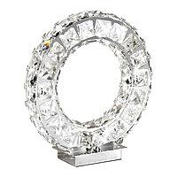 Настольная лампа TONERIA 24x0,5Вт LED хром 78x78x110см