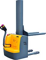 Штабелер электрический самоходный XILIN CDDRD12 1,2 т 1,95 м облегченный (сопровождаемый)
