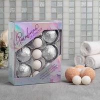 Набор 'Расцветай от счастья' мыльные конфеты, бомбочки для ванны